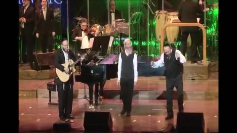 יהודה גרין, איתן כץ וחיים דוד סרצ'יק - מחרוזת קרליבך