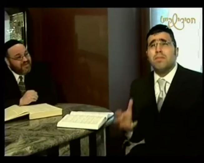יעקב שוואקי וגדעון לוין - אל תקצוף